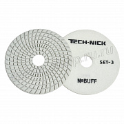 АГШК Ø100мм TECH-NICK SET-3 №Buff wet/dry